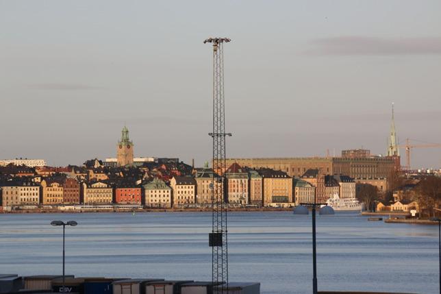 Godmorgon Stockholm!