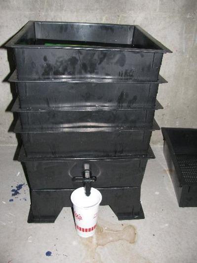 Mask kompost