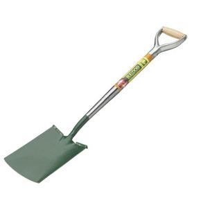 Premium Treaded Digging Spade Metal -