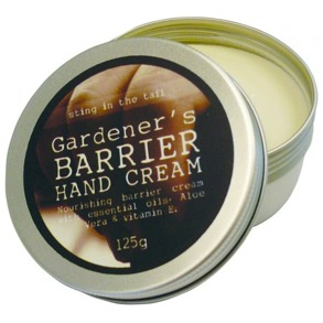 Gardener's Barrier Hand Cream -