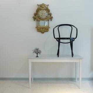 Matbord i marmor