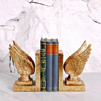 Bokstöd, Guldvingar