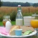 Frukost sommar