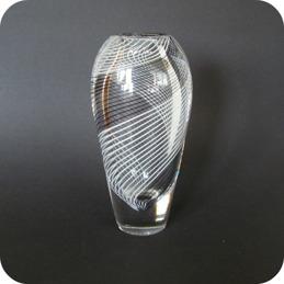 Vicke Lindstrand Kosta Vase.................. 2 500 SEK