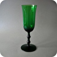Green glass Salut Simon Gate