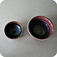 Stig Lindberg Stig L miniature bowls