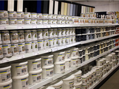 Avdelning för Färg på Smålänningen