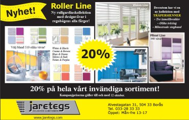 Kampanjerbjudande Borås