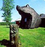 Björnstugan i Ullånger