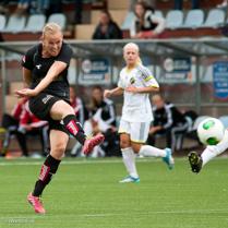 Ska Annica Sjölund näta mot AIK?