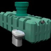 Vakuum Toalett Fann