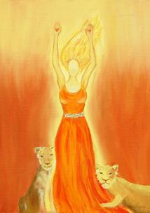 True woman power A5 -
