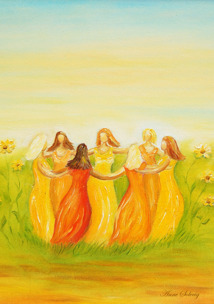 The women circle -