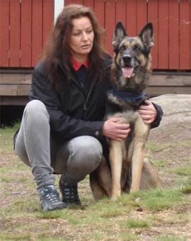 Med Raskabo Micca, dotter till Horga.2007.