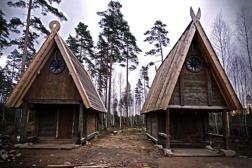 The Viking Village of Mundekulla