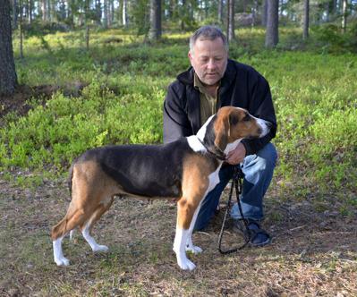 RR SE JCH Leja äg, Axel Nordberg Boden
