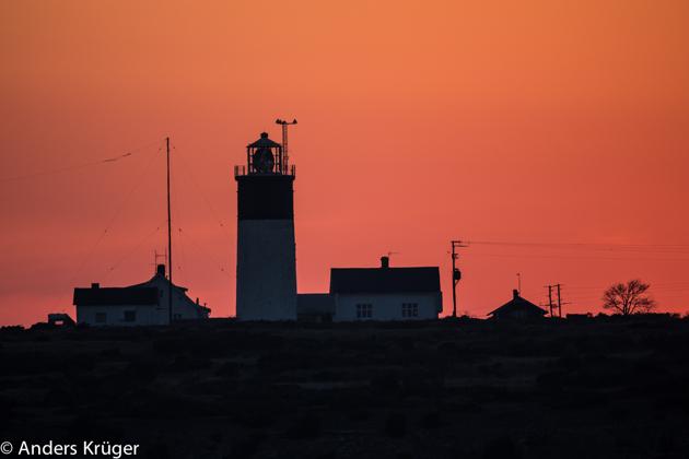 Hoburg light house.
