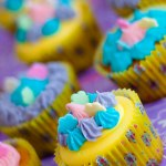 Påsk cupcake's