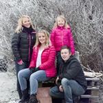 Lena, Per, Sofie, Saga