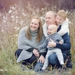 Mamma Linda Pappa Matthias Alvin 7 år & Elian 8 mån