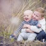 Alvin 7 år & Elian 8 mån