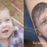 William tattuering