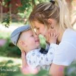 William 1 år 9 mån & mamma Cissi