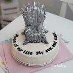 Game of Thrones tårta