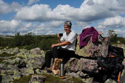 Marianne Hörding - årets funktionär 2011.