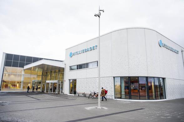 Hylliebadet i Malmö - tummelplats för årets GP-tävlingar