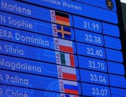 Sophie Hansson vidare till final på 50m bröstsim