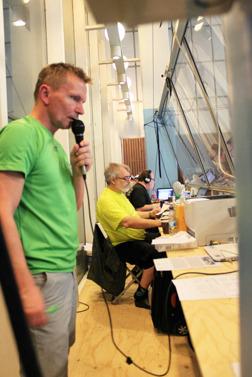 Speaker Janne Olsson i Västerås