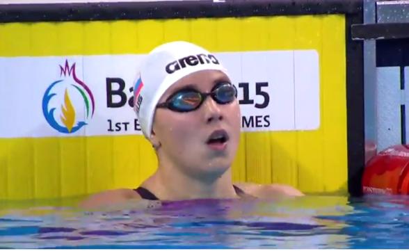 Arina Openysheva vann sitt femte guld när hon tog hem en spännande final - minst sgat.e
