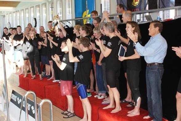 Neptun klart bästa klubb på Masters-SM 2014. Poängställninge finns ute i högerspalten