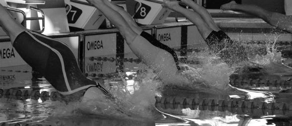 Tre segrar idag för Sarah Sjöström med en notering som världstvåa på 200m fritt som spets.