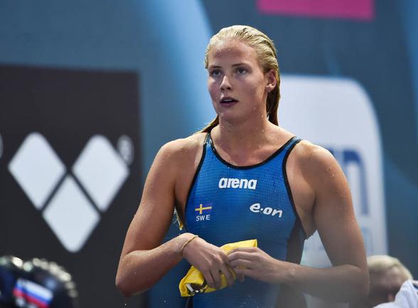 Michelle Coleman vaknade till vid eftermiddagssimningarna. Efter en bedrövlig simning på 200m fritt i morse tog hon sig till finalen på 200m fritt i morgon. Morgonsimningen kommer hon aldrig att glömma och har mycket att lära av.