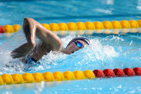 Mästerskapsrekord av Sarah Sjöström i ett bra 200m fritt