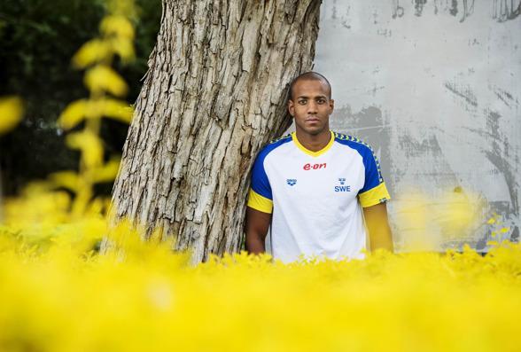 Simon Sjödiin slog svenskt rekord på 400m medley
