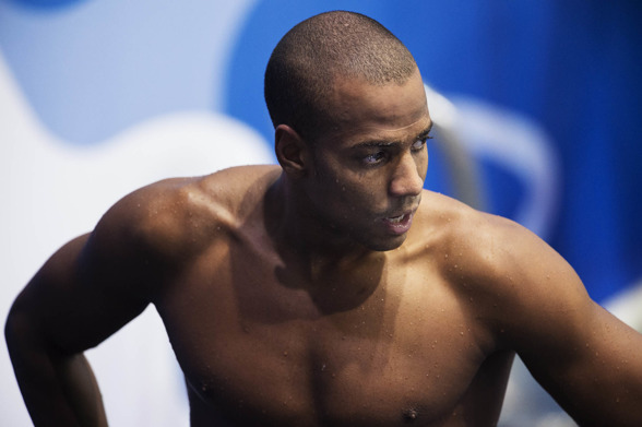 Simon Sjödin till final på 200m fjärilsim
