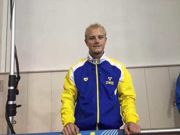 Jesper Tolvers tog en finalplats på 3m efter fin hoppning i försöken