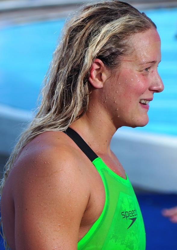 Ida Marko-Varga vann 200m fjärilsim