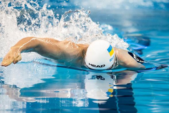 Andreii Govorov snabbast i försöken på 50m fritt