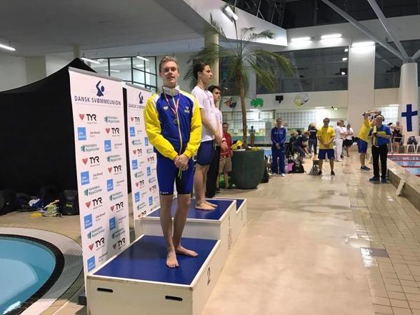 Emil Hassling silver i medley