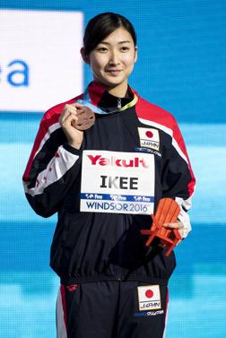 IKEE Rikako - den unga japanskan som tog medalj igår på fjärilsim