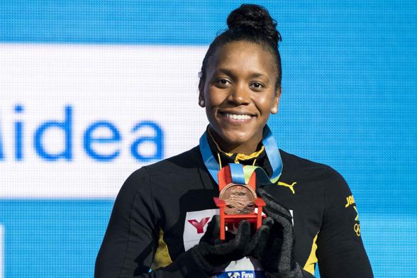 Alia Atkinson, Jamaica