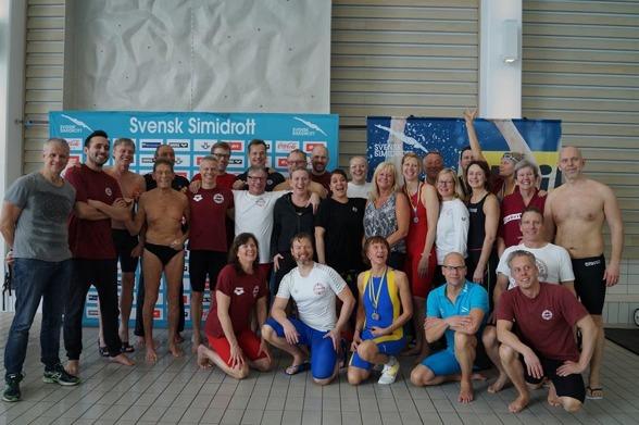 Neptun har vunnit kortbane-SM sedan 2012 (då Malmö vann) - dvs femte raka titeln för Stockholmsklubben
