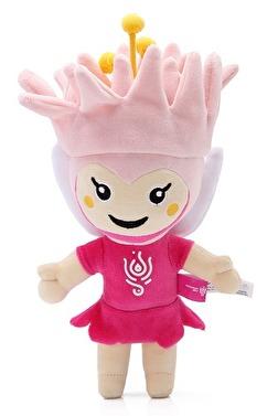 Lili- den kvinnliga mascoten på VM