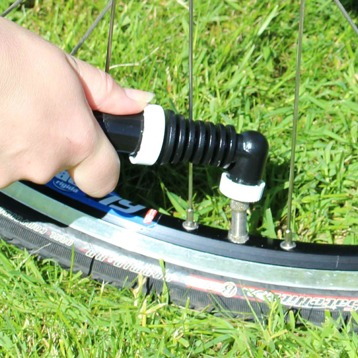Bicycle pump - made in sweden