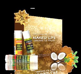 Naked Lips, Julpaket