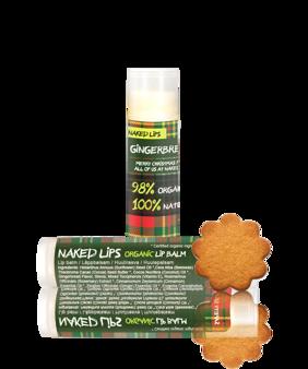 Pepparkaka - Naked Lips, Gingerbread